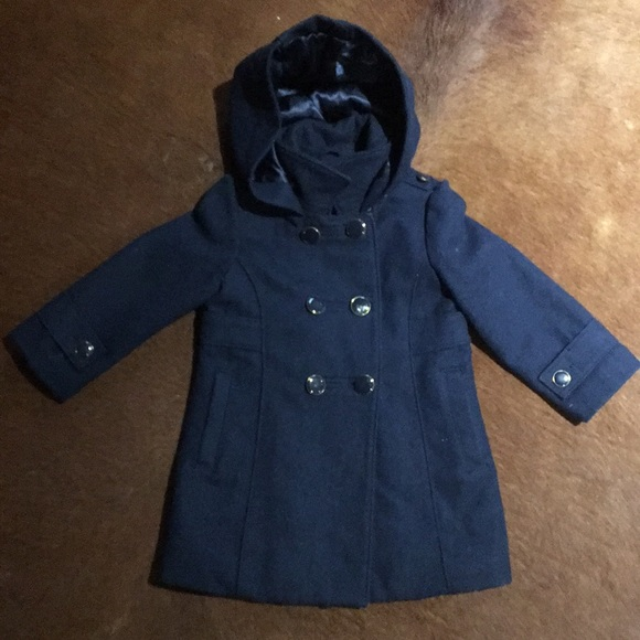 559cfeef49ada GAP Other - Navy Blue Baby Gap Coat